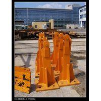 tower crane fixing angle, foundation base