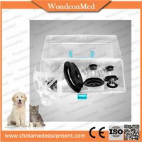 Veterinary anesthesia mask