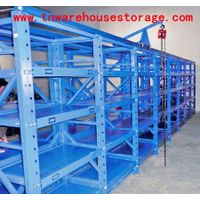 Heavy duty Drawer type mould rack for storing mold