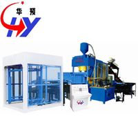 Paver brick making machine HY-400K