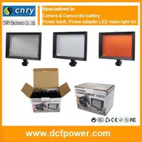Shenzhen CNRY electronics Led 160 video light for cameras LED-160A