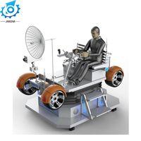 VR lunar rover-1 simulator for theme park