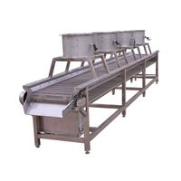 stainless steel Wire Mesh Conveyor thumbnail image
