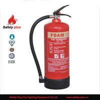 EN3 Approved 6L FOAM Fire Extinguisher