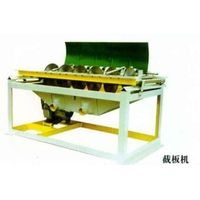 Round wooden stick making machine