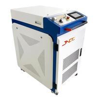 500W Metal fiber laser cleaning machine