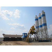 HZS25 Small Concrete Mixing Plant