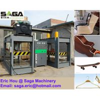 HF Skateboard Press Machine for Sale High Frequency Curved Plywood Heat Press