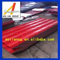 (HDG) hot dip galvanized steel sheets for building construction