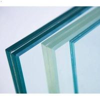 Tempered Laminated Glass / Safety Glass for glass railings
