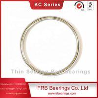 Thin section angular contact KC series bearing thumbnail image