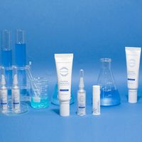 Skin Tone Up Kit Skin Care Set with Cream Ampoule thumbnail image