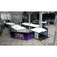 High Quality Modular Tent with ABS Wall for Outdoor Parties