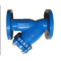 cast or ductile iron valve,y-strainer valve,design:din3352,bolt cover,high pressure thumbnail image