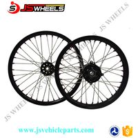 """17x3.5"""" 17x4.25"""" Complete Alloy CNC Motorcycle Wheels for KTM SXF250/300/500 Supermoto thumbnail image"""