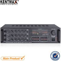Durable Quality 25 Watts 85dB 200mv 2 Channel USB Cheap Stereo Amplifier