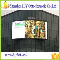 Advertising display p8 outdoor led screen led video panel