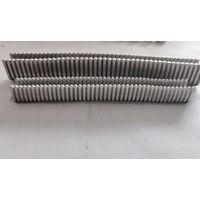 Aluminum wire clip