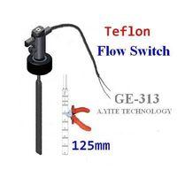 GE-313 Teflon Plastic Paddle Flow Switch
