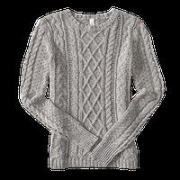 Girls Big Basic Sweater thumbnail image