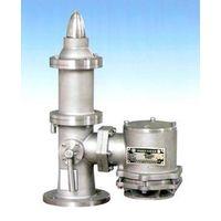 High-velocity relief valve