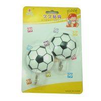 Kwong Wah long time football sticky hooks - ( 8860 )