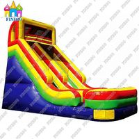 2016 New Design Inflatable Slide Giant Inflatable Water Slide for Adult
