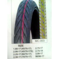 Street standard tyres