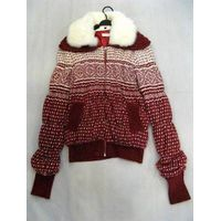 Wool knitwear top Fashion Sweater Outercoat Wholesale fashion clothing thumbnail image