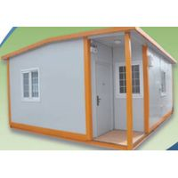 small modular prefab house