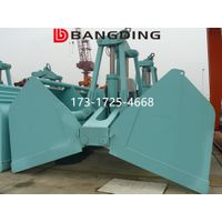 Top quality 5CBM Electro-Hydraulic Clamshell Grab thumbnail image