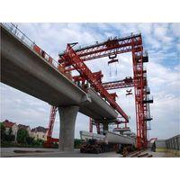 250 Ton Lrt Beam Launcher Launcher Beam Bridge Building Equipment Construction Machinery
