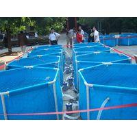 PVC tarpaulin fish farming pond thumbnail image