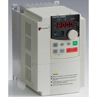 POWTRAN PI8100 Single To Three Phase Converter AC Motor Drive 220v 240v 2.2kw 4kw 3hp 4hp 5hp 6hp