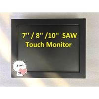 12.1 inch industrial degree lcd panel with wide tempt. 19201080 FHD Resolution lcd monitor thumbnail image