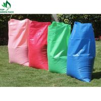 Jane Package manufacturer rice flour packaging sack white color good quality customized print pp wov