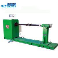 Manual transformer enameled coil winding machine