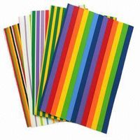 Multicolor EVA Foam Sheet, Various Sizes are Available, Handcrafts and DIY Activities