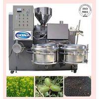 Screw oil press machine, screw oil press machine price thumbnail image