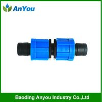 Lock coupling for drip tape 16mm