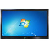 LCD all in one multi-point touch panel display for education