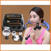 Gua sha suction massager