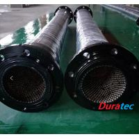 Ceramic lined rubber hose