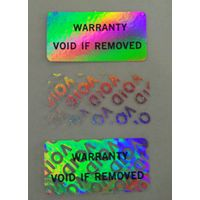 factory directly produces 3D anti-counterfeit Stickers / holographic anti-counterfeit labels