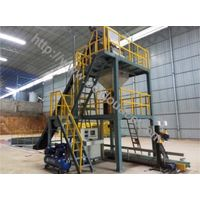 Floor Batching Fertilizer Blending Line