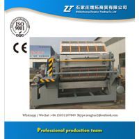 Lage output 6000 pcs egg tray precessing machine