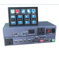 Multimedia controller HDMI Matrix 2X2 Classroom presentation signal switcher thumbnail image
