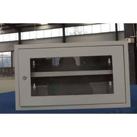 4U wall mount type network cabinet