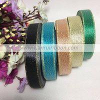 Polyester Metallic Ribbon--CD001-CD030