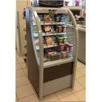 Vertical Air Curtain Open Air Merchandiser